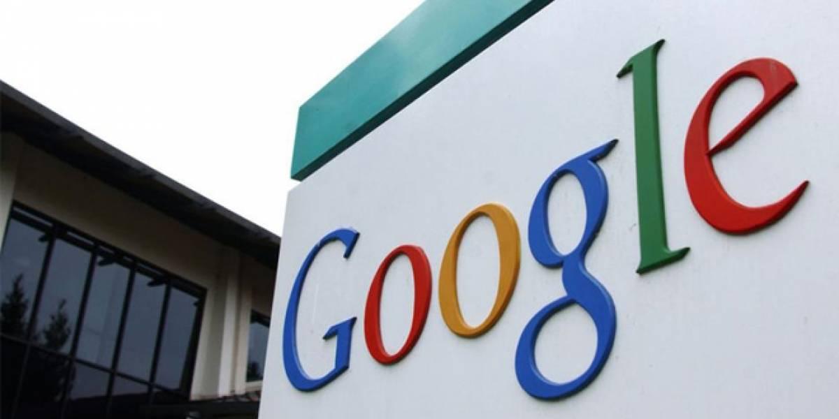 Precio de la acción de Google alcanza su valor más alto en la bolsa de valores