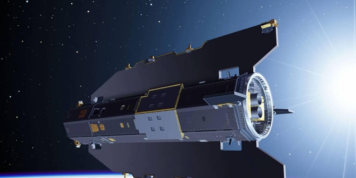 Satélite europeo GOCE caerá a la Tierra dentro de poco