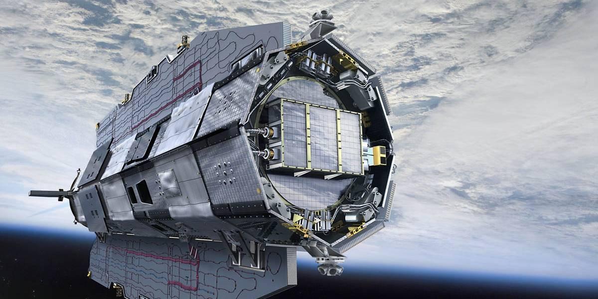 Satélite europeo GOCE cae al este de Tierra del Fuego