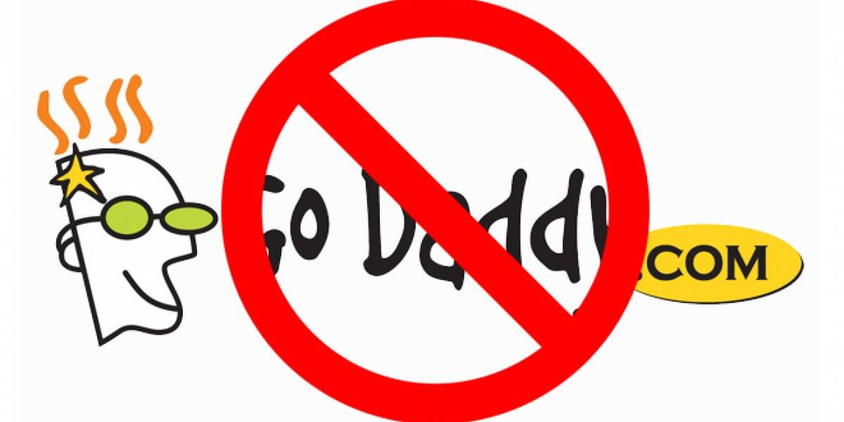 Inician boicot contra GoDaddy por apoyar la ley SOPA en Estados Unidos