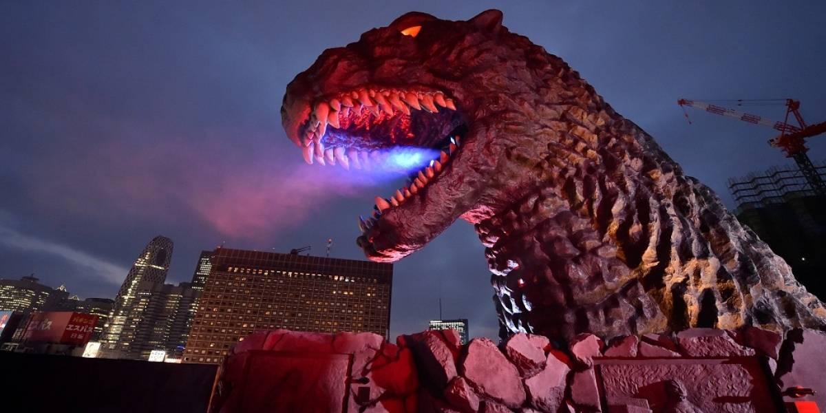 Godzilla recibe la nacionalidad japonesa