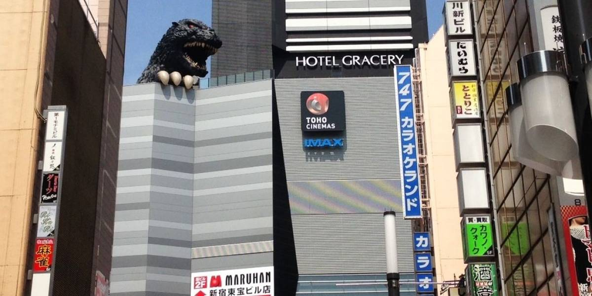 Godzilla es nombrado embajador turístico de Tokio