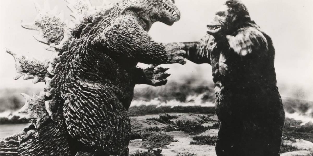 Warner anuncia franquicia fílmica que unirá a Godzilla y King Kong