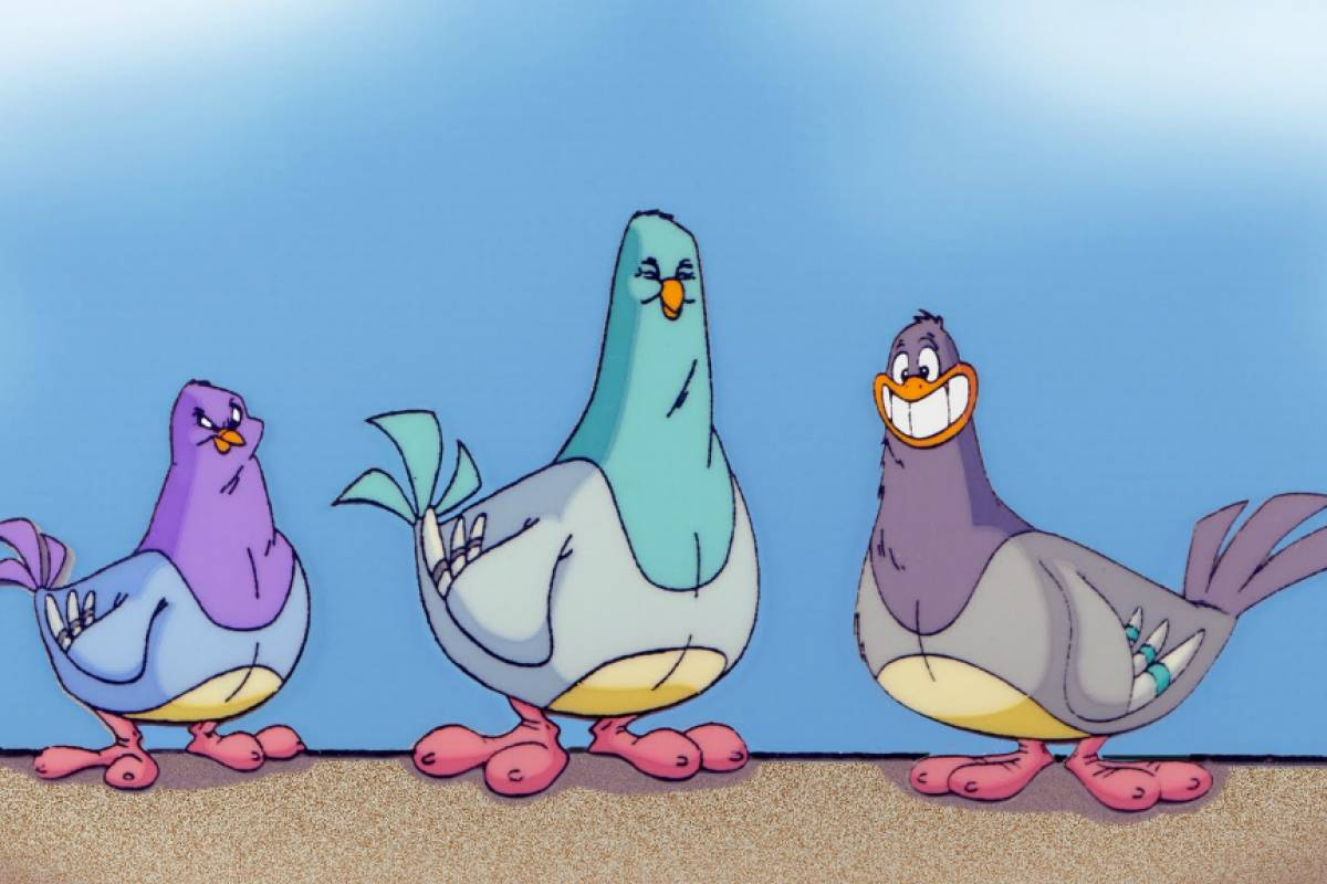 Plantean nueva paradoja cuántica sobre tres palomas y dos agujeros