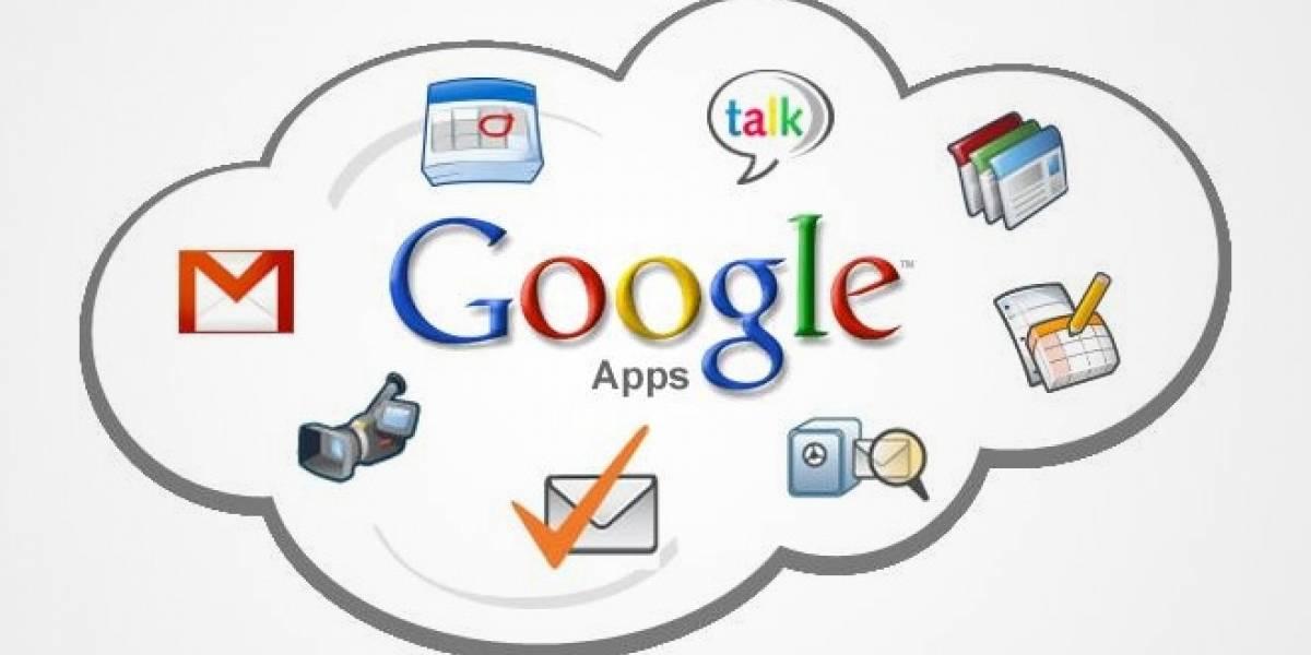 Google quiere quedarse con el 90% de los usuarios básicos de Office