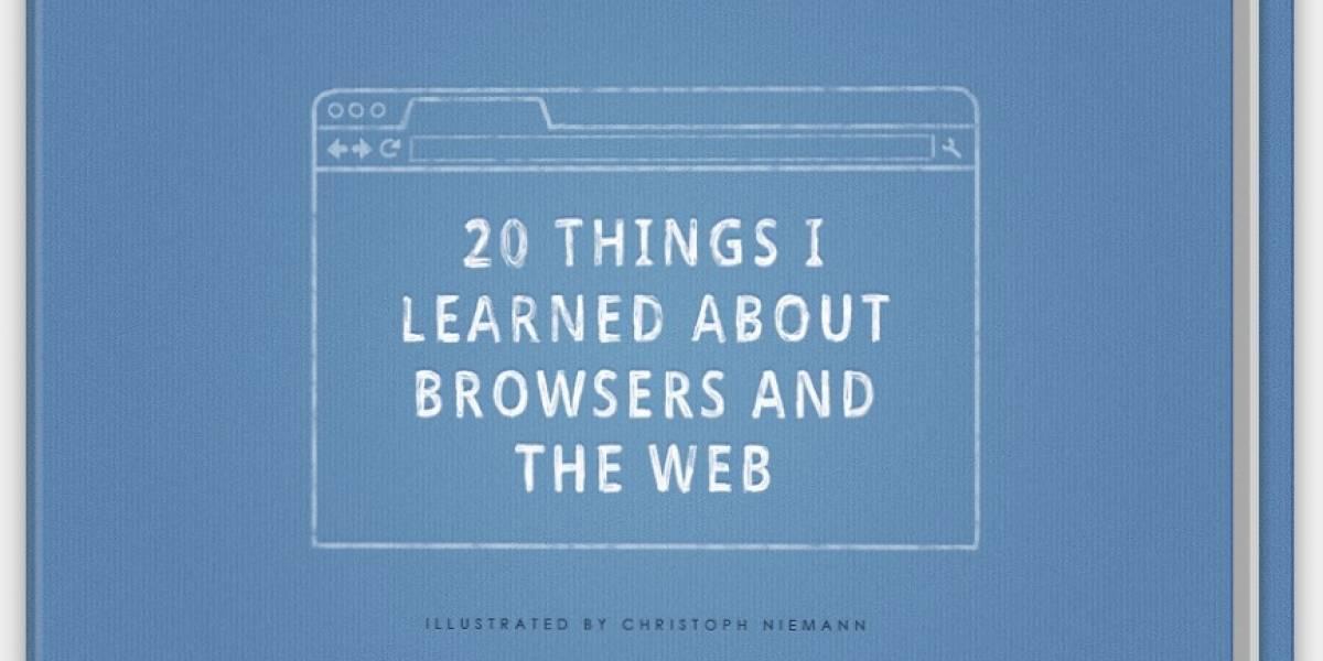 Google libera libro que enseña lo básico de la web