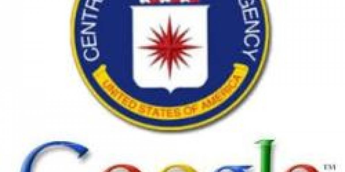 Google y la CIA se convierten en socios