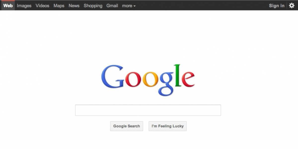 Google hace pequeños cambios para unificar sus servicios