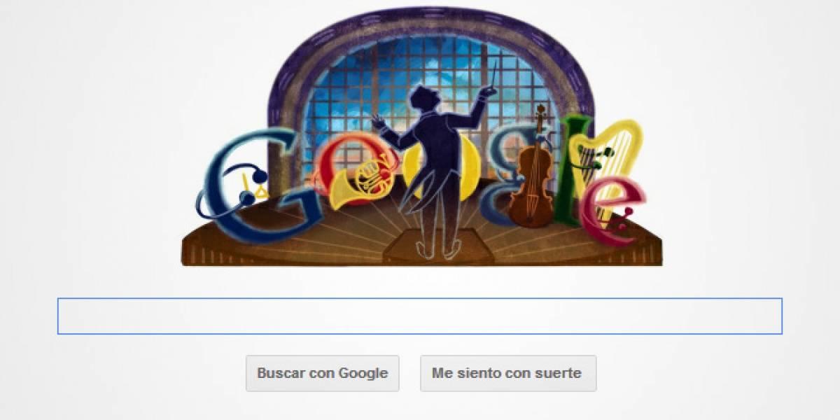 México: Google celebra a José Pablo Moncayo