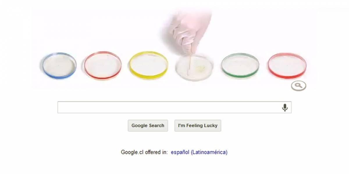 Doodle de Google conmemora nacimiento de Julius Richard Petri, inventor de la placa de Petri