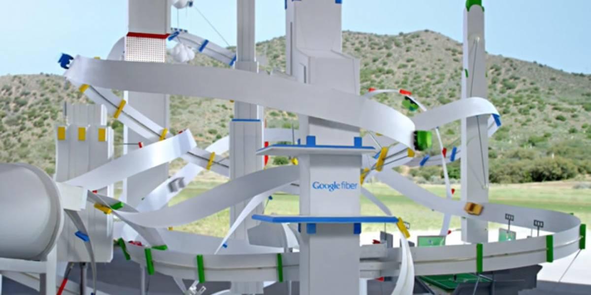 Google lanza su servicio de banda ancha ultra rápida de 1 Gbps en Kansas