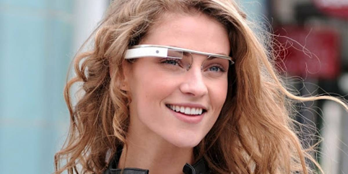 La interfaz de Google Glass en Video