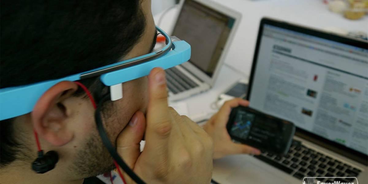 Google Glass ya se puede controlar desde tu teléfono con Android