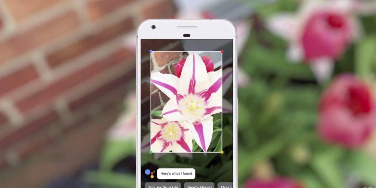 Google Lens volverá inteligente la cámara de tu teléfono #IO2017