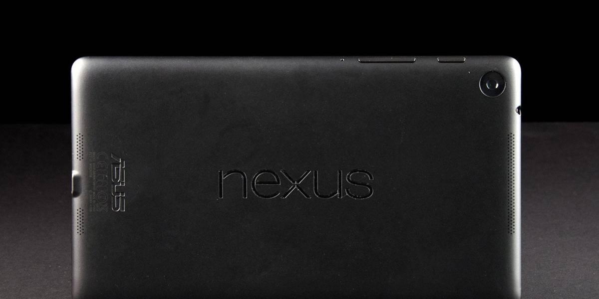Nexus 7 llega el 28 de agosto a Google Play y tiendas