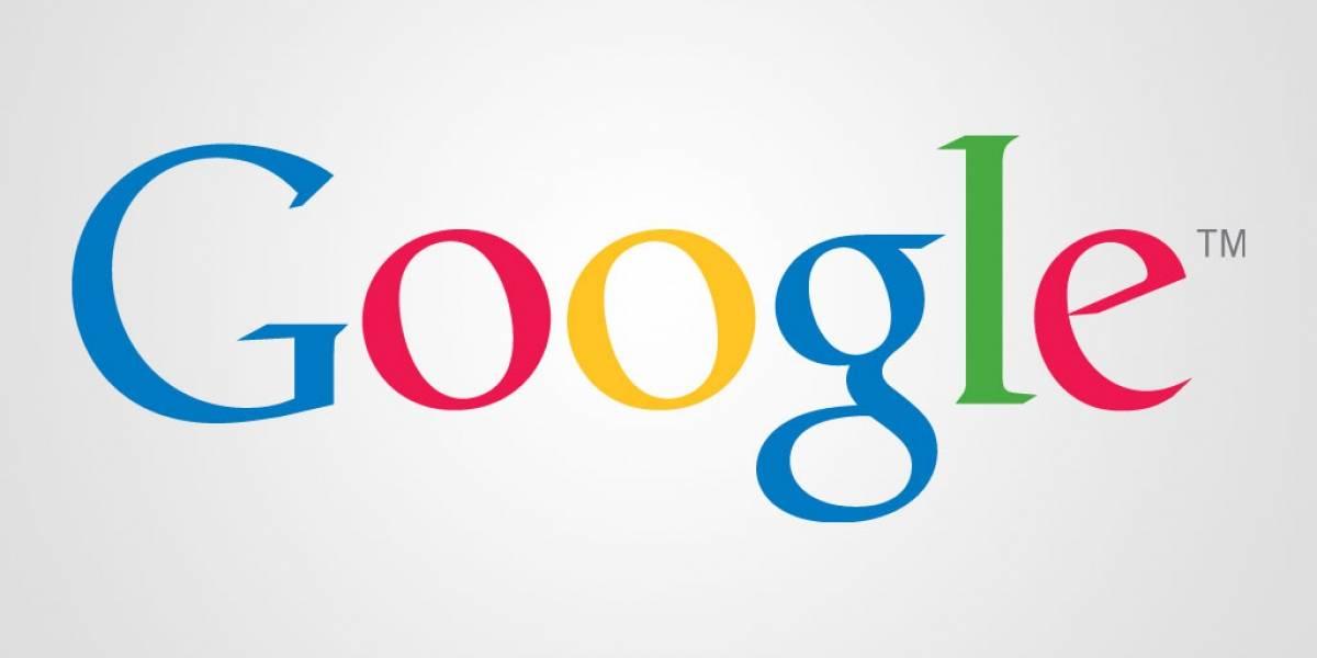 Google estrena nuevo logo estilo plano
