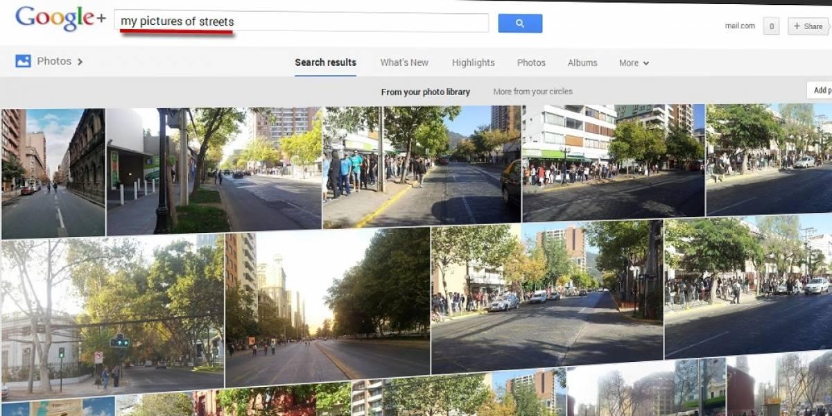 Google ahora reconoce lo que sale en tus fotografías y te permite buscarlas