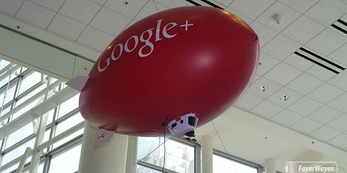 Ya no es obligatorio tener un perfil de Google+ al crear una cuenta de Gmail