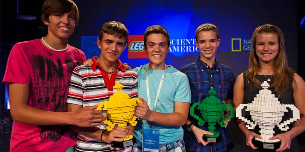 Tres estudiantes españoles ganan la 'Google Science Fair'