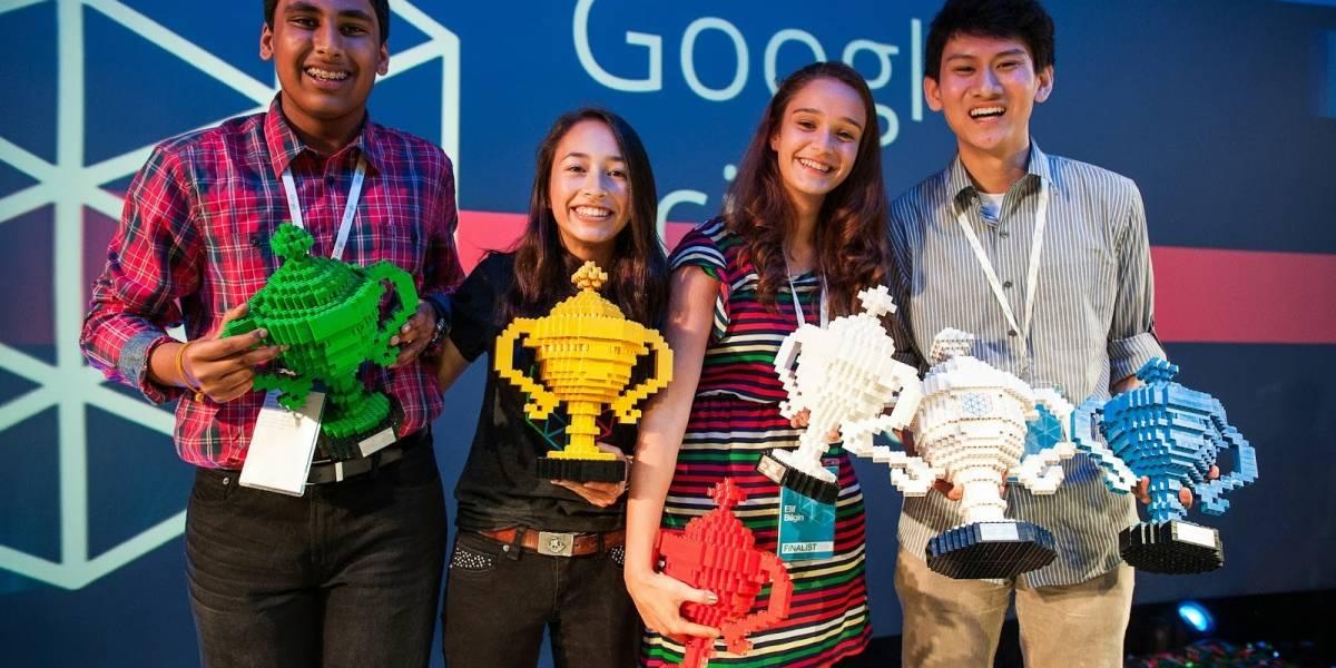Google anuncia los ganadores del Google Science Fair 2013
