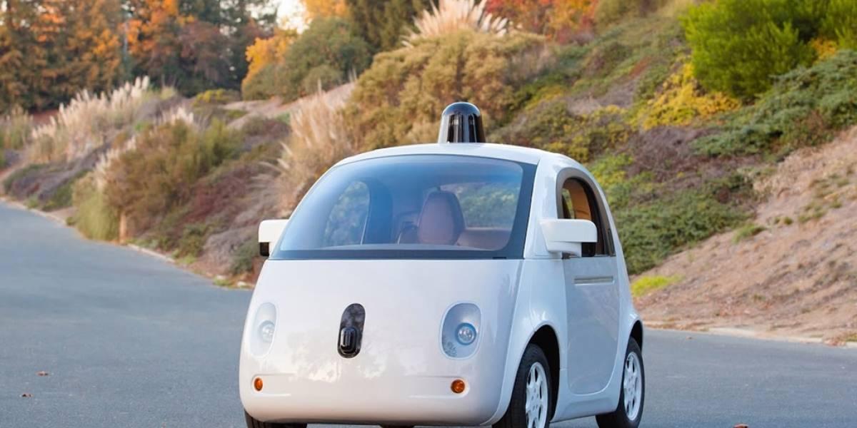 El automóvil no tripulado de Google ya tiene prototipo real