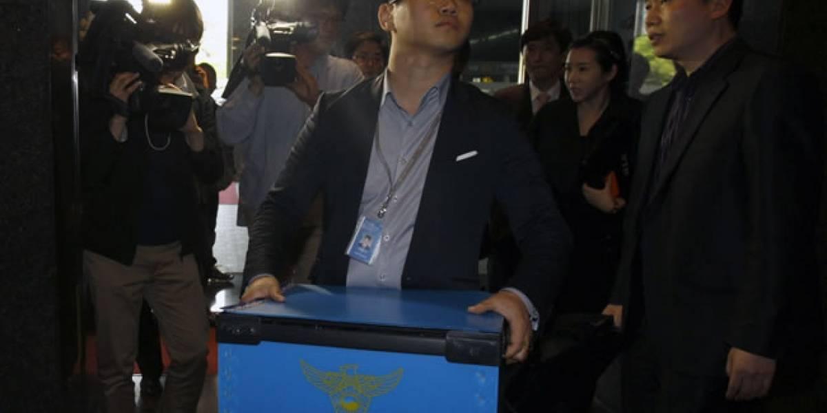 Policía surcoreana nuevamente allana las oficinas de Google por recolección de datos