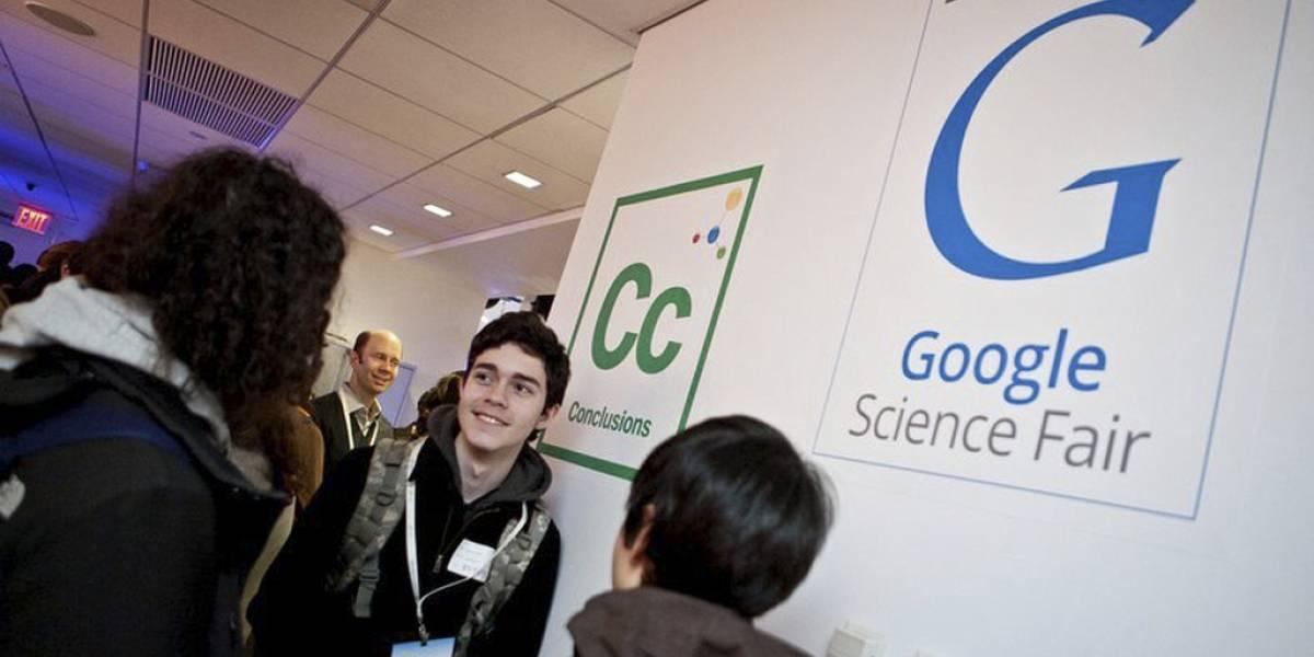 La feria de Ciencias de Google abre su proceso de inscripción