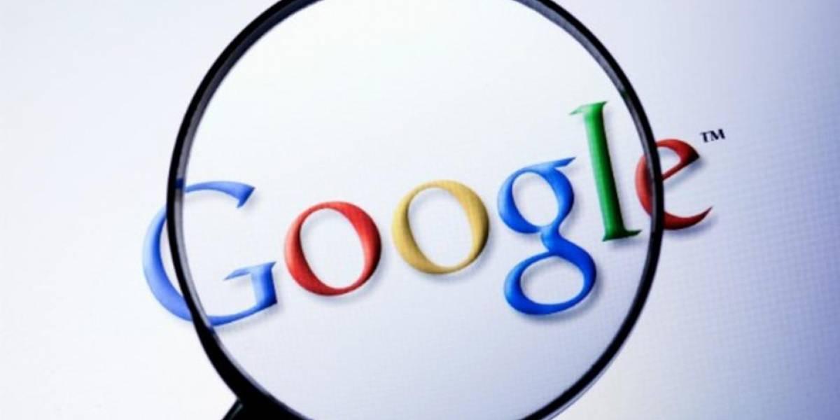 Google dice que los malos resultados de su competencia en el buscador son por un bug