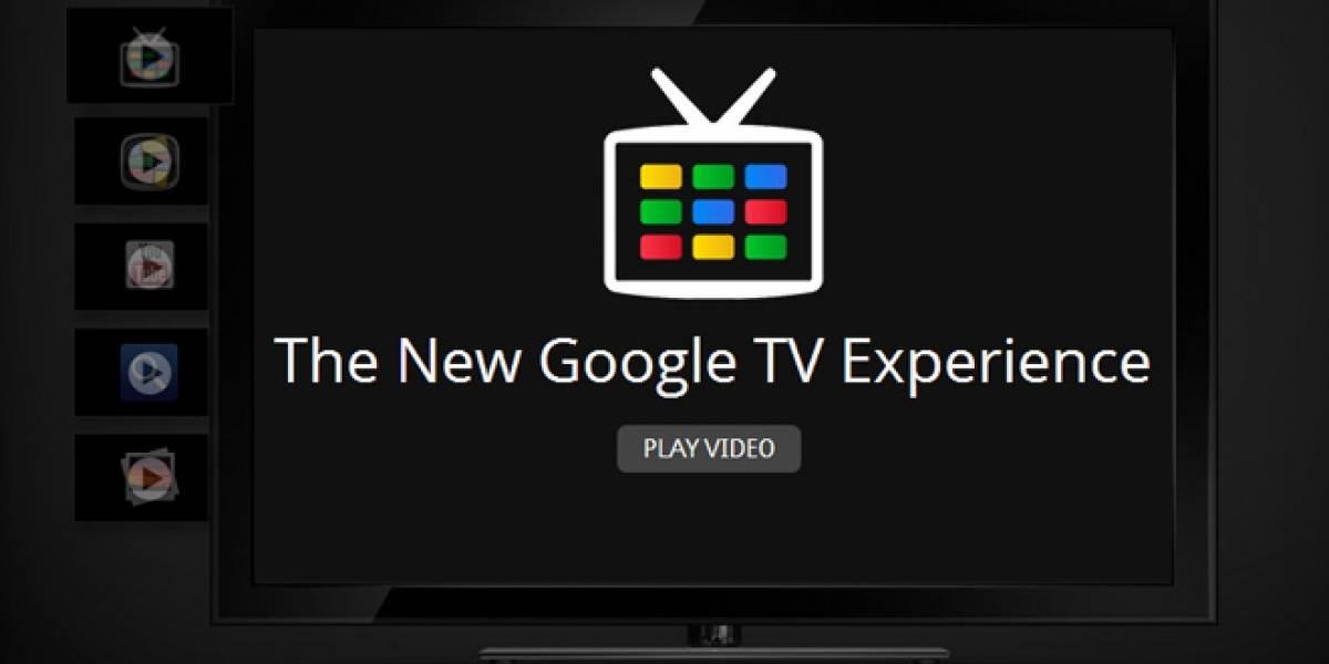 Futurología: Google TV llegaría a España en septiembre