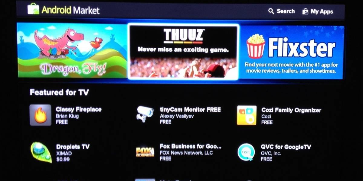 Así será el nuevo Google TV 2.0