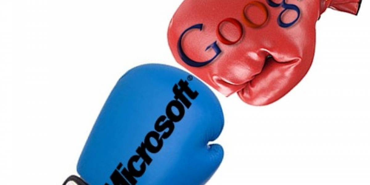 Google demanda a Estados Unidos por elegir a Microsoft
