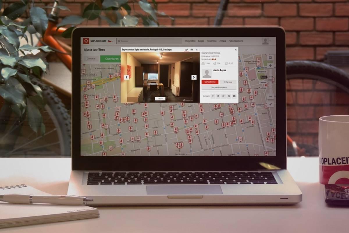 GoPlaceIt presenta su nuevo buscador de propiedades