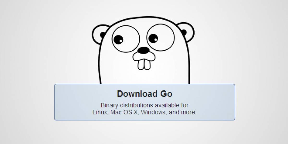 """Google publica la primera versión estable de su lenguaje de programación """"Go"""""""