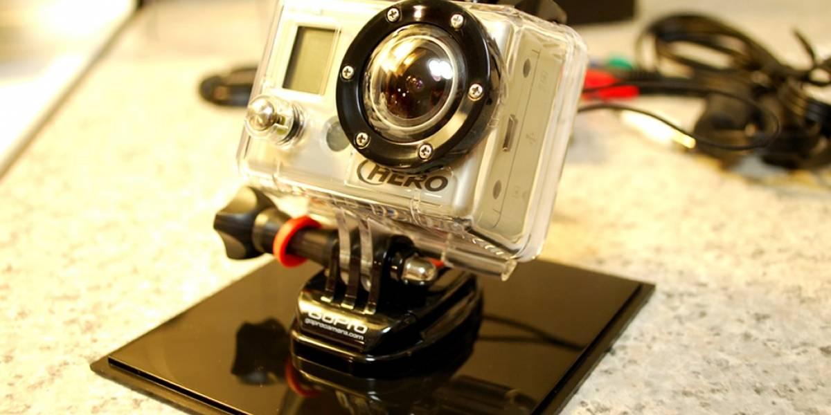 GoPro eliminará tres de sus cámaras