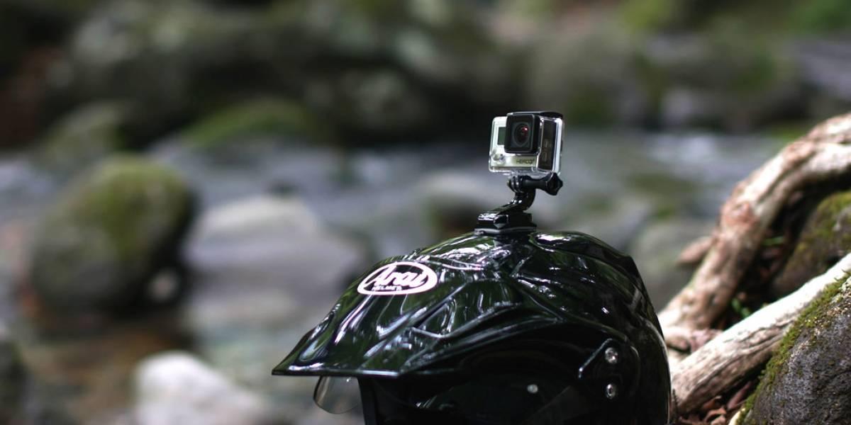 Las acciones de GoPro caen al estar relacionada con el accidente de Schumacher
