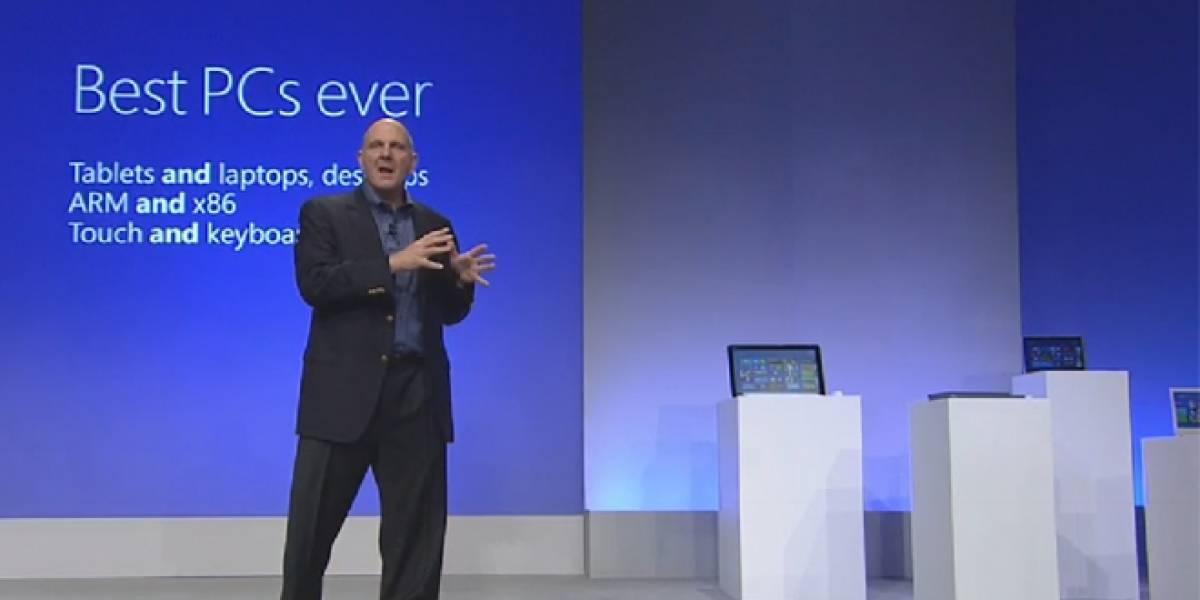 Microsoft revela oficialmente Windows 8 tras 1.240 millones de horas de prueba