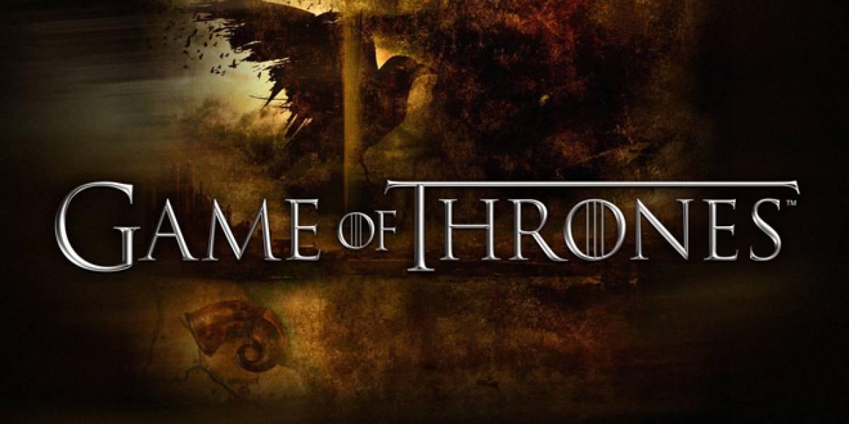 Game of Thrones es la serie más descargada de 2012