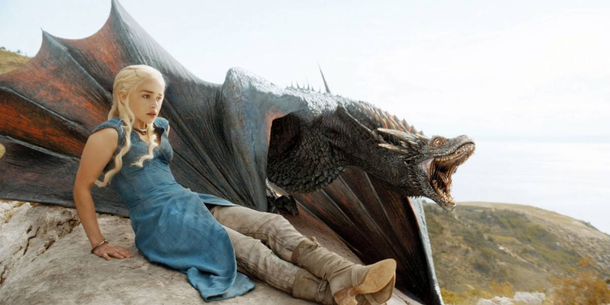 Un vistazo a los efectos especiales de Game of Thrones