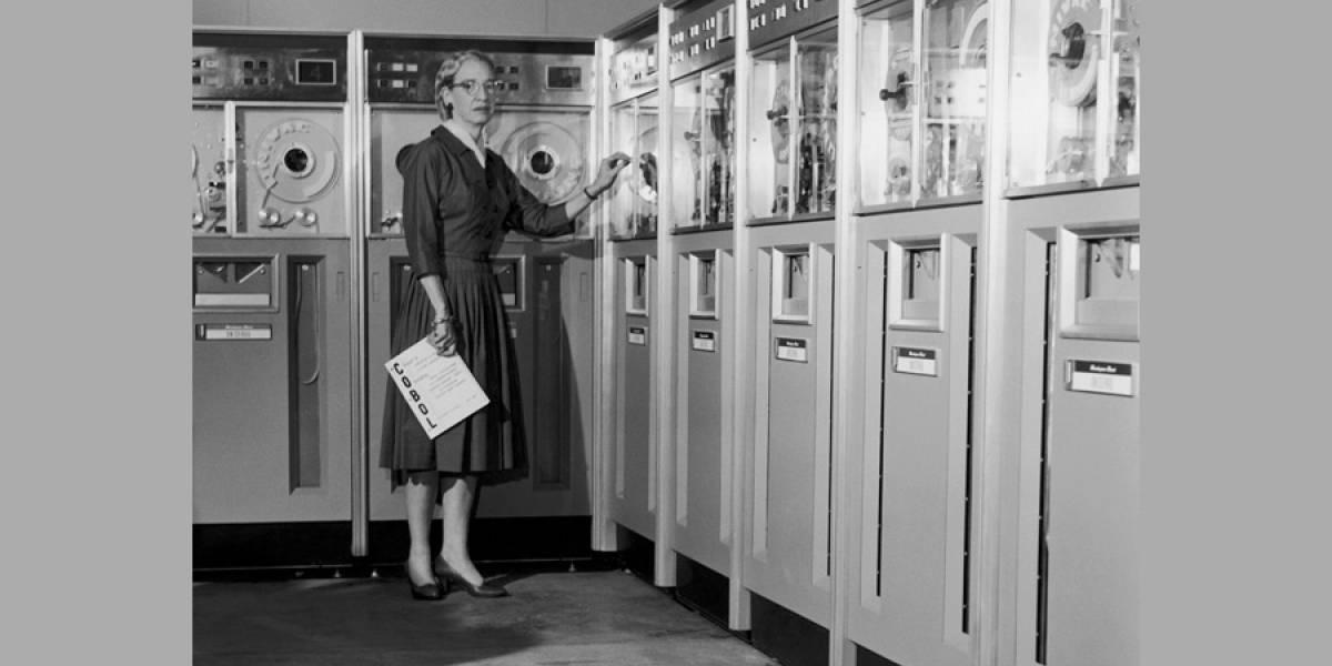 Google celebra a Grace Hopper en nuevo doodle