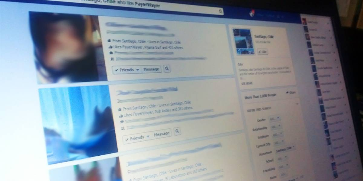 Facebook expande las opciones de búsqueda en Graph Search