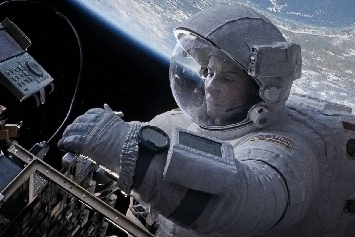 Detrás de cámaras de los efectos especiales de Gravity