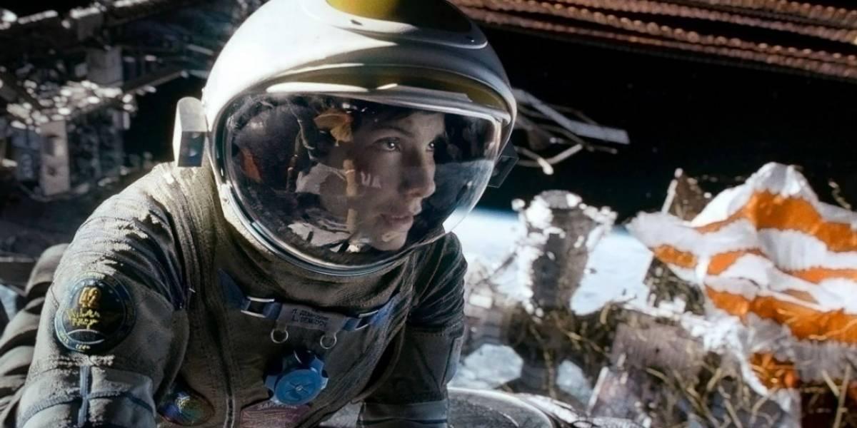 Gravity en Blu-Ray tendrá versión donde escenas en el espacio son sin sonido