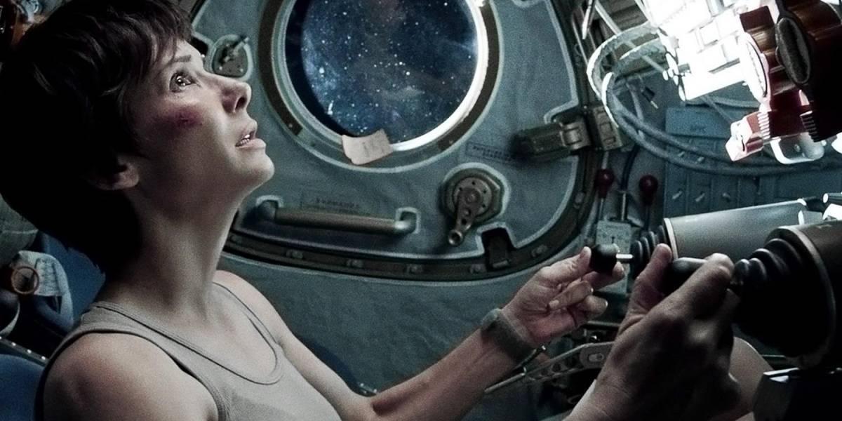 Cortometraje revela el otro lado de la conversación de Sandra Bullock en Gravity