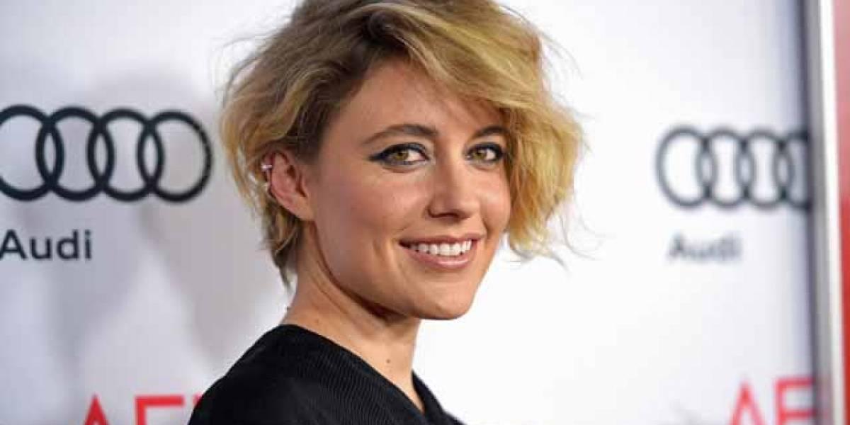 Directora Greta Gerwig, quinta mujer en ser nominada al Oscar