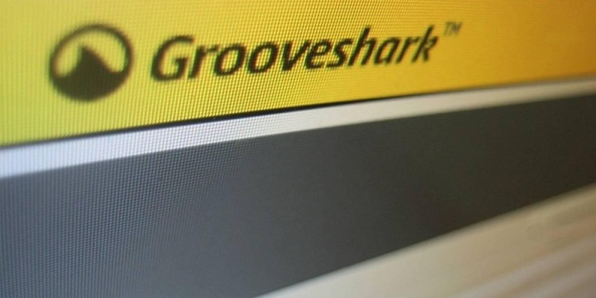 Grooveshark dice adiós