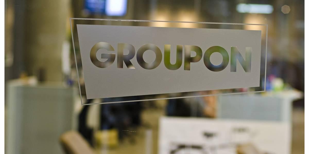 Acciones de Groupon se desploman en la bolsa