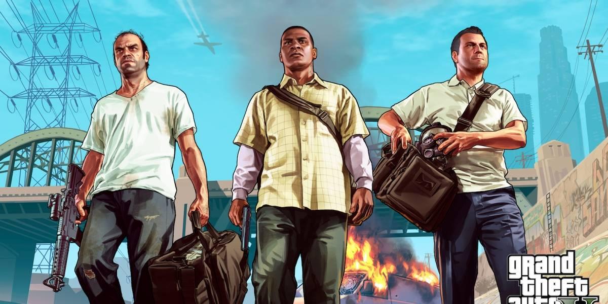 Cómo los hackers han destrozado la experiencia de GTA V Online