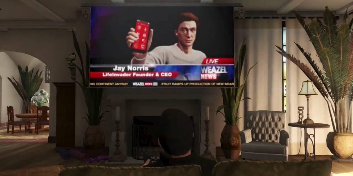 Puedes vengarte de Mark Zuckerberg en GTA V
