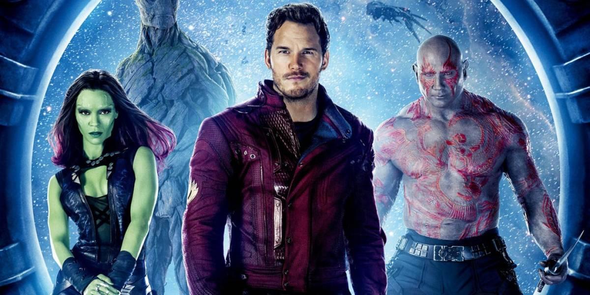 Marvel y RED grabarán Guardians of the Galaxy 2 con cámaras 8K