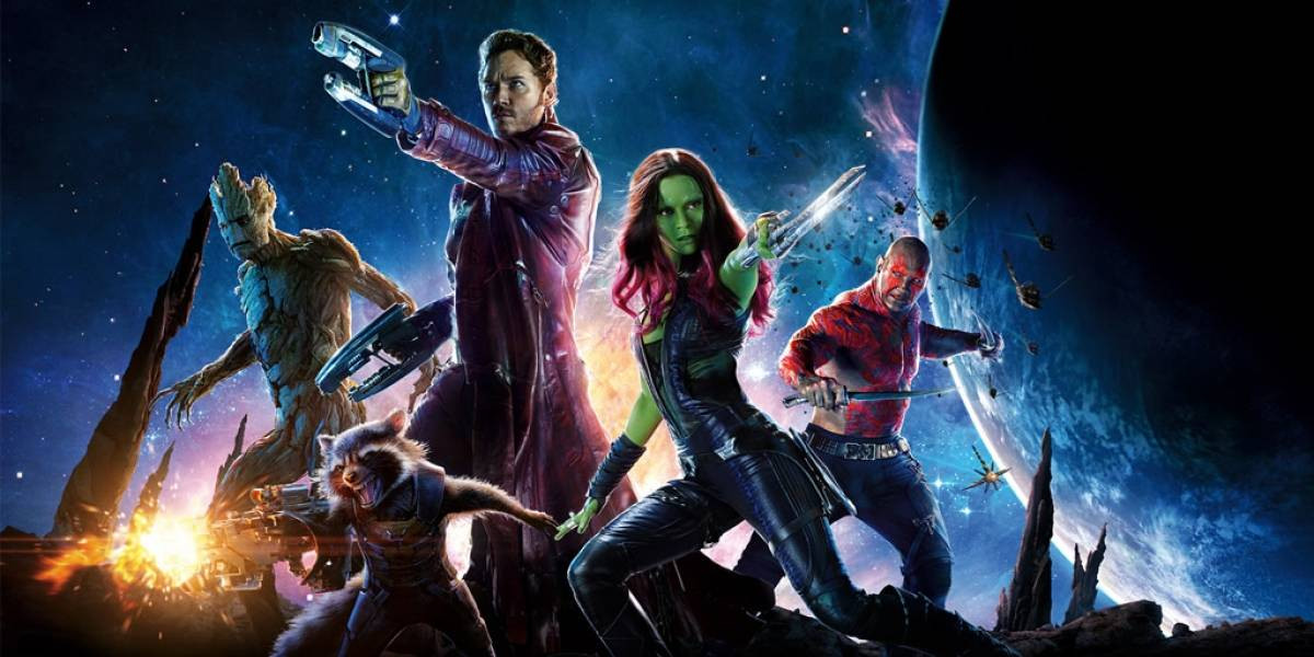 Se confirma el nombre de la secuela de Guardians of the Galaxy